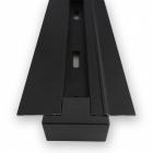 Шинопровод однофазный Feron CAB1004 10354 черный
