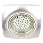 Точечный светильник встраиваемый поворотный Feron DL6045 30127 G5.3
