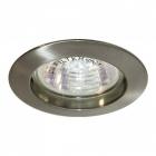 Точечный светильник встраиваемый Feron DL307 15011 G5.3