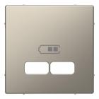 Лицевая панель для USB розетки Schneider Electric Merten D-Life цвета в ассортименте