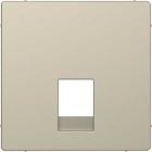 Лицевая панель телефонной розетки Schneider Electric Merten D-Life цвета в ассортименте