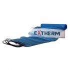 Тонкий одножильный нагревательный мат для сухого монтажа под ламинат Extherm ETL 800-200, площадь обогрева 8 м2