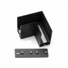Угловой соединитель для магнитной системы Pride MG 71 Sandy Black черный