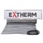 Двужильный нагревательный мат под напольное покрытие Extherm ET ECO 050-180, площадь обогрева 0,5 м2