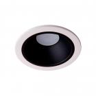 Точечный светильник MJ-Light 6002R WH + 3001R BK черно-белый