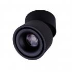 Спот потолочный MJ-Light 3017 12W BK 3000K LED черный