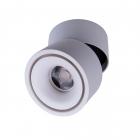 Спот потолочный MJ-Light 3017 12W WH 3000K LED белый