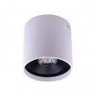 Точечный светильник MJ-Light S043 10W WH+BK LED черный-белый