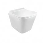 Чаша подвесного унитаза с сидением Jaquar Florentine FLS-WHT-5953UFSM Белый