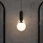 Подвесной светильник MJ-Light GARO 150 BK 16025 черный