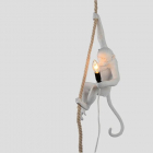 Подвесной светильник MJ-Light 9133P/WH декоративный, белый
