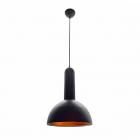Подвесной светильник MJ-Light 7891-1 BK черный-золото