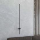 Настенный светильник MJ-Light LINE 12W 3000K BK 13003 черный