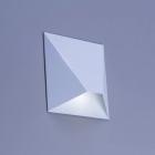 Настенный светильник MJ-Light MBF6670 WH 3W белый