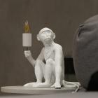 Настольный светильник MJ-Light 9133T1 WH декоративный, белый