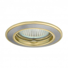 Светильник точечный Kanlux Bask CTC-5514-SN/G 2813