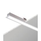 Врезной потолочный LED-светильник Zambelis Lights Linear Light 18272 белый