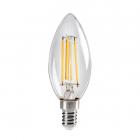 Лампа светодиодная Kanlux XLED C35E14 4,5W-NW 29619