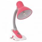 Настольная лампа на зажиме Kanlux Suzi HR-60-PK 7153