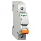 Автоматический выключатель Scheider Electric ВА63 1П 63A C 220W 11209