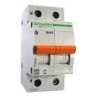 Автоматический выключатель Scheider Electric ВА63 1П+Н 32A C 220W 11216
