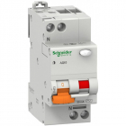 Дифференциальный автомат Scheider Electric АД63 2П 40A З 30МА 230W 11475