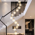 Люстра подвесная Terra Svet PIPELINE LAMP 050838/25 gd LED 125W
