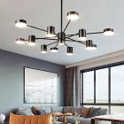 Подвесной LED-светильник Shoploft Tentacles 12P 039035 черный