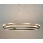 Люстра подвесная Terra Svet Leweling Circle Lamp 056071/600 gd LED 60W