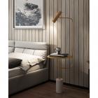 Торшер со столиком Terra Svet Lupe Table Lamp 05099/1F Bronze Table LED 10W