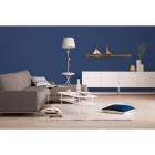 Торшер со столиком и абажуром Terra Svet Scandinavian 05552-f1 wt