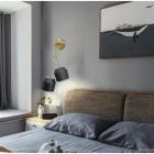Настенный светильник Terra Svet Noeud Blanc 052023/1 w bk