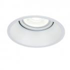 Точечный светильник встраиваемый Maytoni 17519 белый
