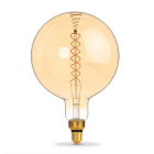 Светодиодная лампа прозрачная диммируемая Videx NeoClassic G200FASD 8W E27 2200K 220V 500lm