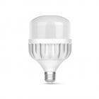 Светодиодная лампа матовая Videx Titanium A138 50W E27 6500K 220V 4500lm