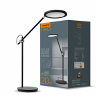 Настольная лампа сенсорная на гибкой ножке Videx VL-TF15B LED 4100K