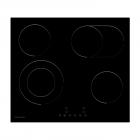 Электрическая варочная поверхность Gunter&Hauer CER 642 черная, стеклокерамика