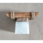 Настенный светильник деревянный Sirius S7091/1 E14, лофт