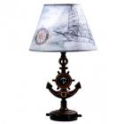 Настольная лампа декоративная Sirius YG 18194-1T E14, черный