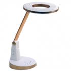 Настольная лампа сенсорная на гибкой ножке Sirius ST-LED 007-gold LED 7W 6000K, диммер, белый-золото