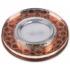 Точечный светильник Sirius Л LR1932 T GU5.3+SMD 3W 4000K, коричневый