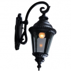 Уличный светильник настенный Sirius YD-0202 E27, черный