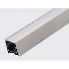 Алюминиевый профиль для светодиодной ленты под натяжной потолок Skarlat Opal LED PXG-3535-M