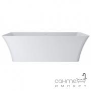 Ванна из литого мрамора Miraggio Mirasoft Bonita 180x75 белая матовая