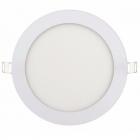 Врезной светодиодный точечный светильник Horoz Electric Slim-15 15W 6400K белый