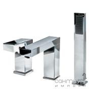 Врезной смеситель для ванны Welle XM28024D-1320B