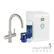 GROHE Blue & GROHE Red